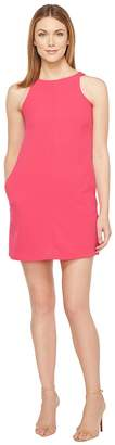 Brigitte Bailey Crepe Tank A-Line w/ Pockets Dress Women's Dress