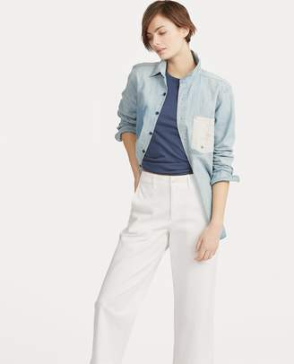 Ralph Lauren Denim Button-Down Shirt