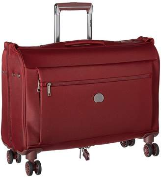 Delsey Montmartre Carry-On Spinner Trolley Garment Bag Luggage