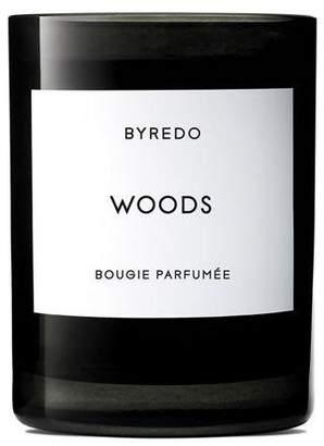 Byredo Woods Candle, 240 g / 8.5 oz.