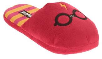 Harry Potter Men's 3D Glasses Indoor Slipper