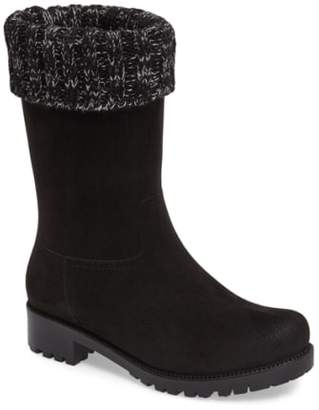 dav Shelby Knit Cuff Waterproof Boot