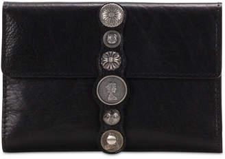 Patricia Nash Studded Hardware Colli Wallet