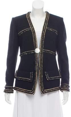 Chanel 2017 Paris-Cosmopolite Jacket