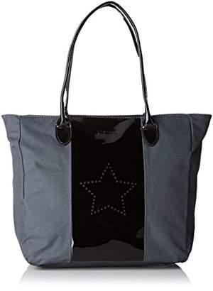 Kaporal Women Opoleh16w04 Top-Handle Bag Grey Size: