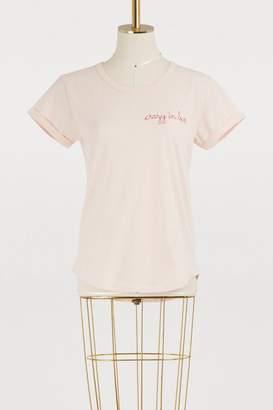 Maison Labiche Crazy in Love cotton T-shirt