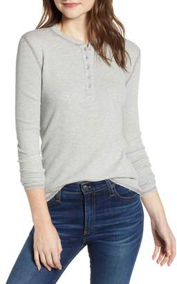 AG Jeans Veda Thermal Henley