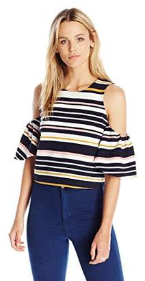 Paris Sunday Women's Cold Shoulder Top