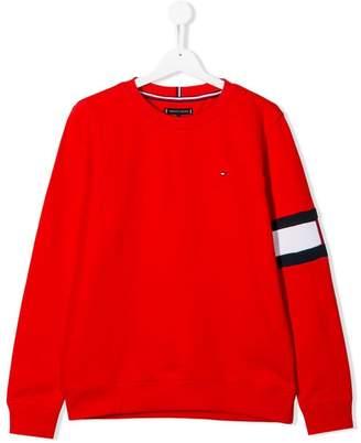 Tommy Hilfiger Junior TEEN logo sweatshirt
