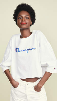 Champion Cropped 3/4 T-Shirt