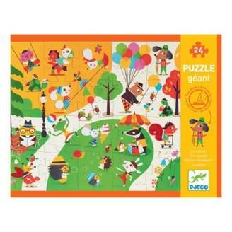 Djeco Flocky Giant Puzzle - The Square