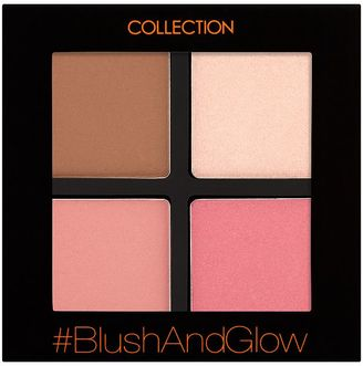 Collection 2000 Collection #BlushAndGlow Blush Palette