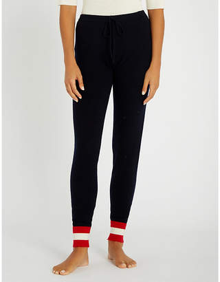 Madeleine Thompson Janus cashmere jogging bottoms