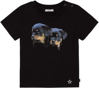 Givenchy Puppy Print T-Shirt