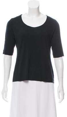 Akris Punto Casual Short Sleeve Top
