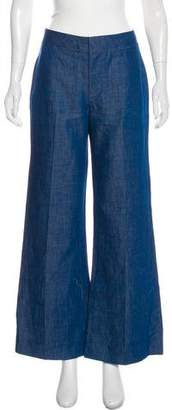 Co High-Rise Wide Leg Jeans
