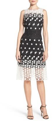 Women's Julia Jordan Lace Dress $178 thestylecure.com