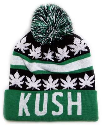 Hunter City Sk1160 Kush Pom Pom Beanie Hats