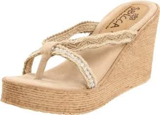 Sbicca Women's Jewel Wedge Sandal