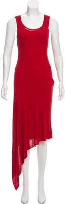Fuzzi Sleeveless Maxi Dress w/ Tags
