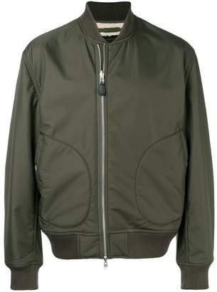 MHI shell bomber jacket