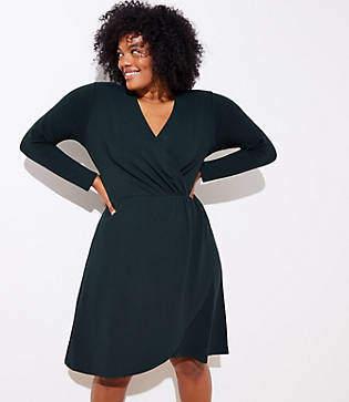9431d7aba34 LOFT Wrap Dresses - ShopStyle
