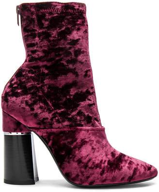 3.1 Phillip Lim Kyoto Velvet Boots