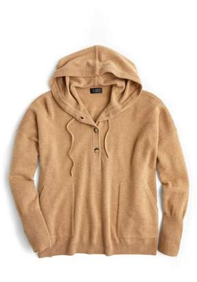 J.Crew Everyday Cashmere Hoodie Sweater