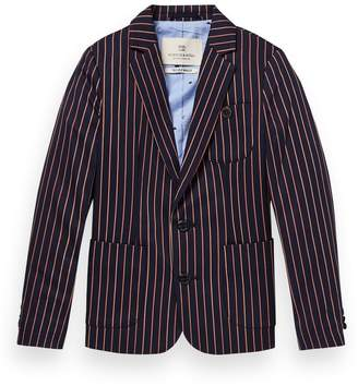 Scotch & Soda Striped Blazer