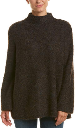 Matty M Mock Neck Pullover