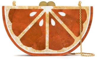 Mother of Pearl Isla Mexirica clutch