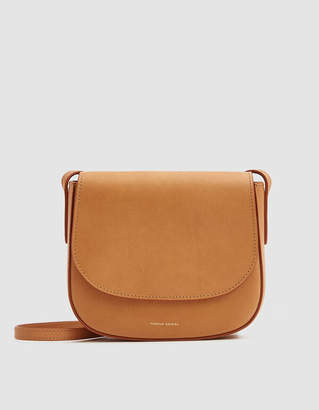 Mansur Gavriel Mini Crossbody Bag in Camello