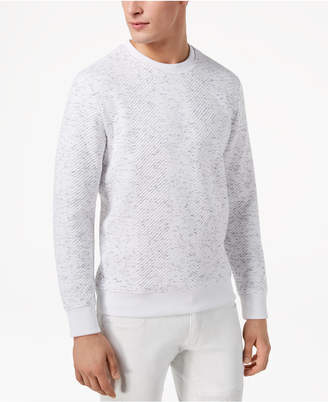INC International Concepts I.N.C. Men's Quilted Sweater, Created for Macy's