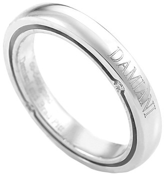 Damiani Platinum Diamond Ring