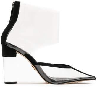 clear Andrea Bogosian Pearl boots