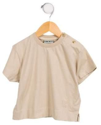 Ikks Boys' Short Sleeve Shirt