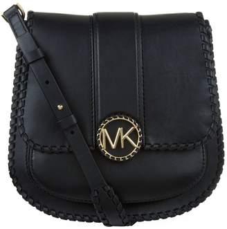 At Harrods Michael Kors Medium Leather Lillie Fringed Shoulder Bag