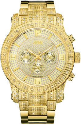 JBW Men's Lynx Diamond Watch