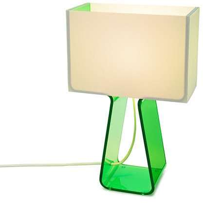 Pablo Tube Top Table Lamp - Colors