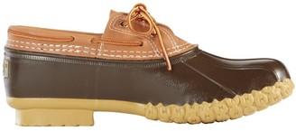 L.L. Bean Men's L.L.Bean Boots, Two-Eye Boat Gumshoes