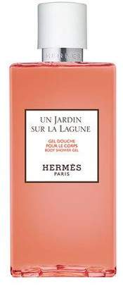 Hermes Un Jardin Sur la Lagune Body Shower Gel, 6.7 oz.