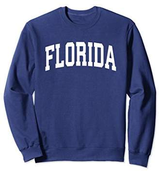 Florida Crewneck Sweatshirt Sports College Style State Gifts
