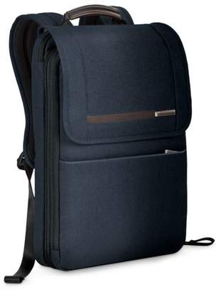 Briggs & Riley Kinzie Street Flapover Expandable Backpack