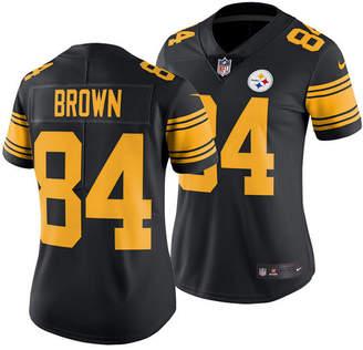 Nike Women Antonio Brown Pittsburgh Steelers Color Rush Legend Jersey 3acebd278