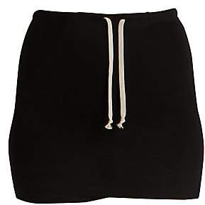 Rick Owens Women's Babel Buds Wrapped Shorts