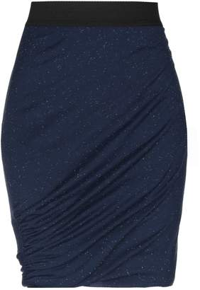 Ichi Knee length skirts