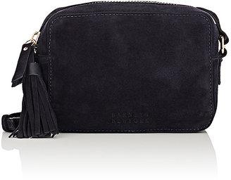 Barneys New York Women's Camera Bag-NAVY $225 thestylecure.com