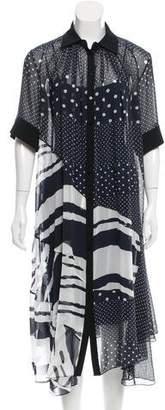 Preen by Thornton Bregazzi Preen Fallon Midi Dress w/ Tags