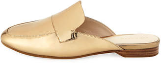 Cole Haan Delcie Metallic Loafer Mules