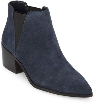 Saks Fifth Avenue Women's Rowena Suede Point Toe Booties
